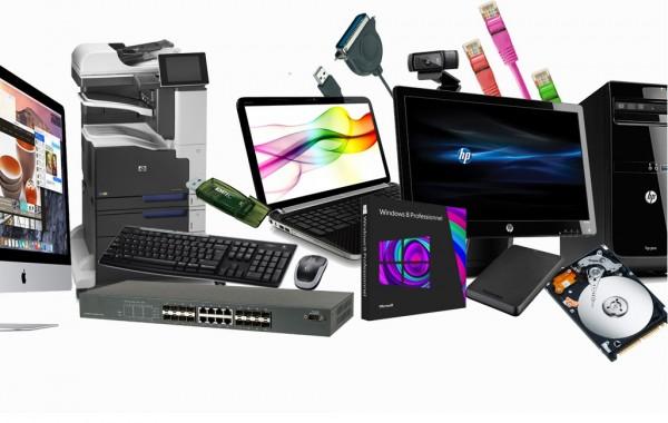 Vente de matériel informatique et de nouvelles technologies