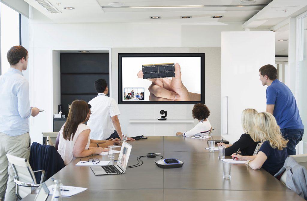 installateur solution visioconférence réunion