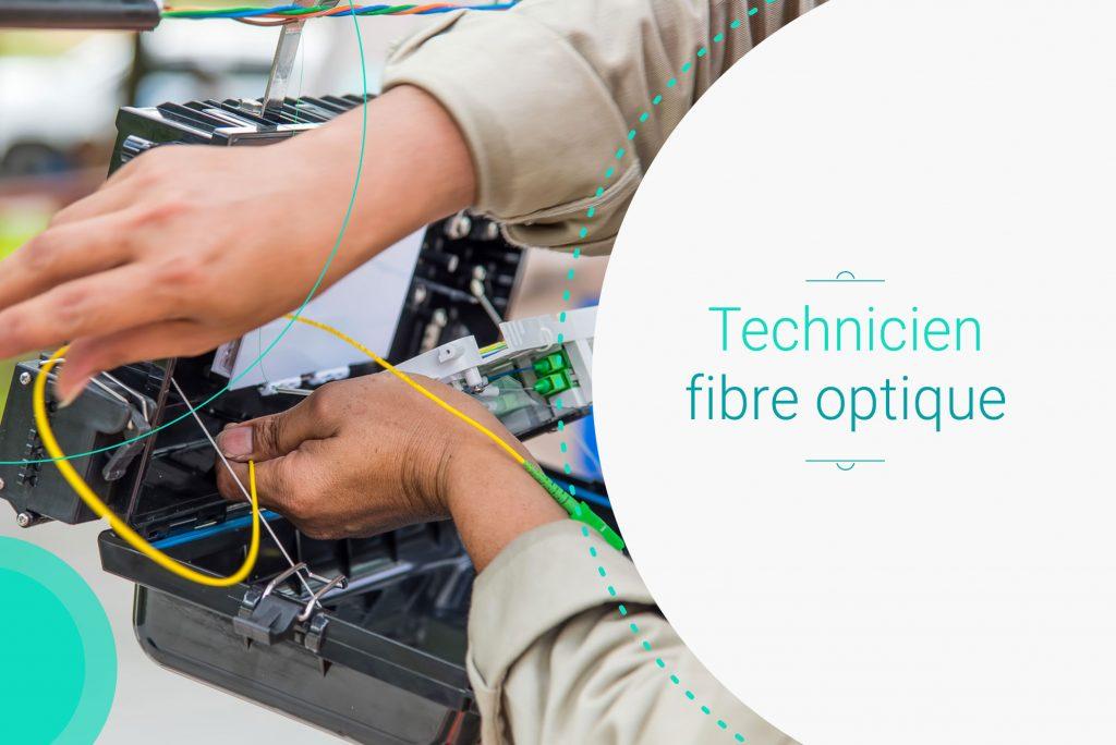 Installation et déploiement fibre optique