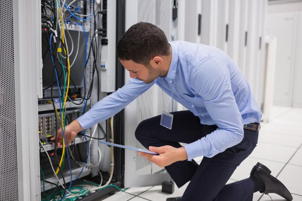 Prestataire réseau et câblage informatique